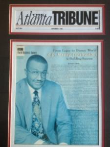 atlanta tribune story 1995