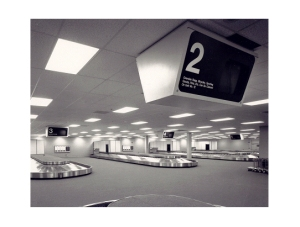 baggage claim 2