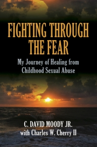 Fighting Through the Fear, softcover front